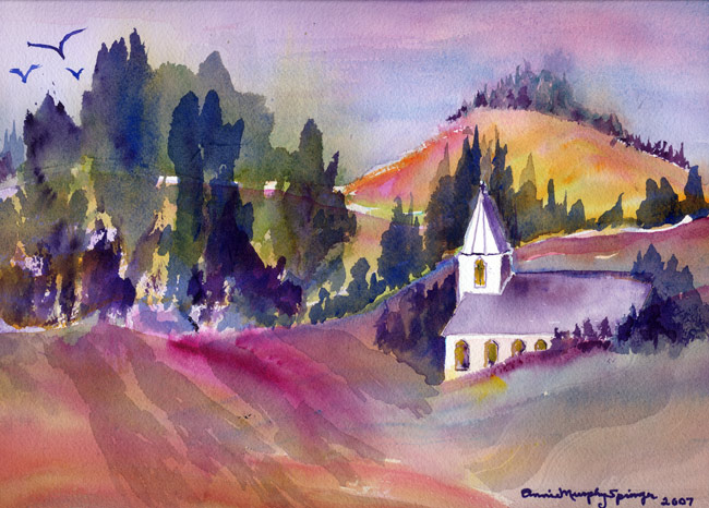 Church in the Valley - #190