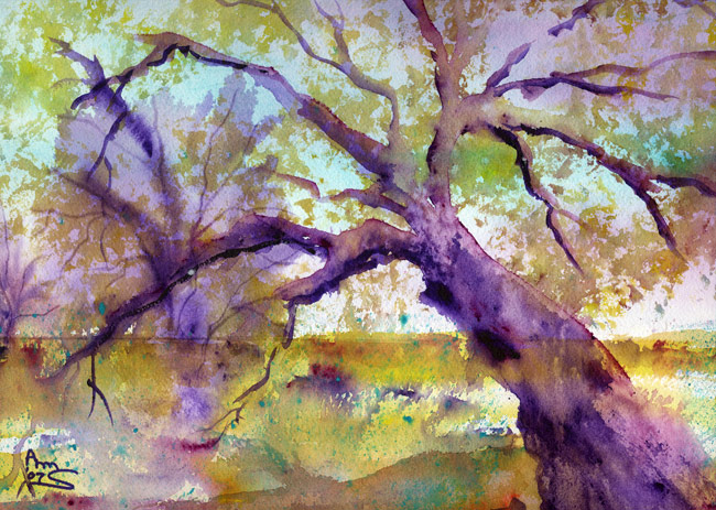 Autumn Oak - #191
