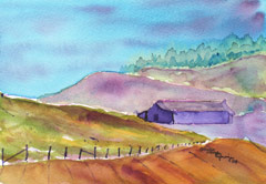 Purple Barn, Bodega